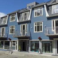 Bakkegata - The blue House, Hotel in Odda