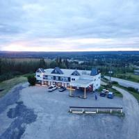 Hillview Motel, hotel em Vanderhoof