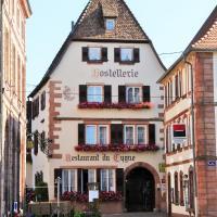 Hostellerie au Cygne, hôtel à Wissembourg