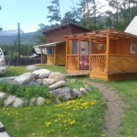 Farm stay on Gagarina 7, отель в Аршане