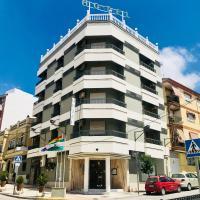Hotel Fernando IV, hotel en Martos