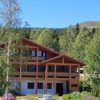 Solbjørnlia Apartments, hotel in Trysil