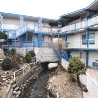 Blue Stream Motel, hotel em Vernon