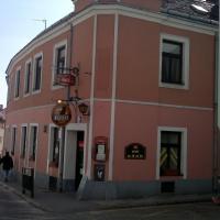 UBYTOVNA U HUBERTA - ZNOJMO centrum