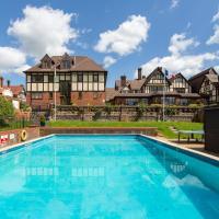 De Rougemont Manor, hotel in Brentwood