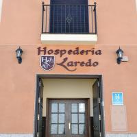 Hospederia Laredo, hotel in La Carlota