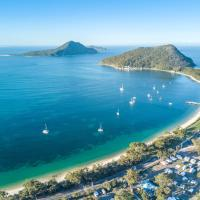 Shoal Bay Holiday Park, hotel in Shoal Bay