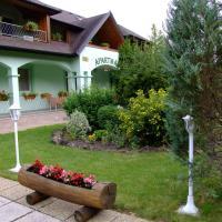 Rajna Apartmanház, hotel in Bogács