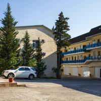 Гостиница Москва, отель в Туапсе