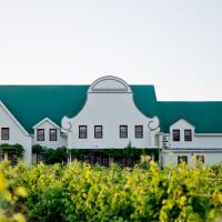 Cana Vineyard Guesthouse, hotel in Paarl