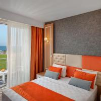 Golden Orange Hotel, hotel Antalyában