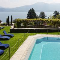 Villa Margherita, The Originals Relais (Relais du Silence), hotell i Oggebbio