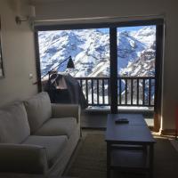 Apartment Valle Nevado, hotel in Valle Nevado