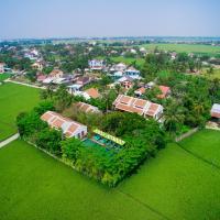 Hoi An Chic - Green Retreat, hotel u Hoi Anu