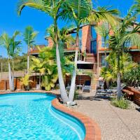 Panorama Beach House, hotel in Bonny Hills