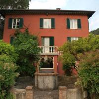 Villa Rossa Mare dall'Alto, hotel a Mommio