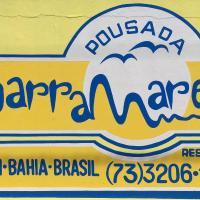 Pousada Barra Mares, hotel in Mucuri