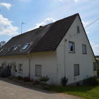 Idyllic Apartment in Hohenstein near Forest