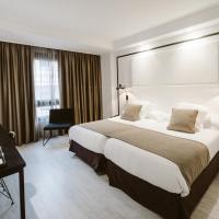 Hotel Abando, hotel en Bilbao