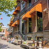 Boutique Hotel Catshuis, hotel in Leeuwarden