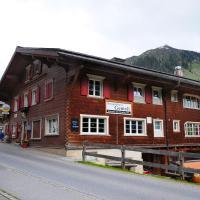 Berggasthaus Gemsli, hotel in Sankt Antönien