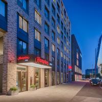 Hampton By Hilton Frankfurt City Centre East, ξενοδοχείο στη Φρανκφούρτη στον Μάιν