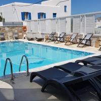 Markos Village Pension, hotel in Ios Chora