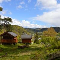Soltoppen cabin with great view