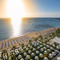 Constantinos the Great Beach Hotel, отель в Протарасе