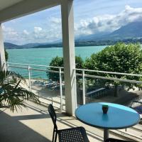 Escapade au bord du lac du Bourget, hotel in Le Bourget-du-Lac