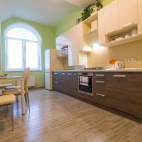 Apart39 in Guryevsk on Zelionaya 22