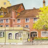 Hotel Gasthof Inselgraben garni, Hotel in Lindau