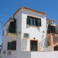 Flisvos Apartments, hotel in Megalochori