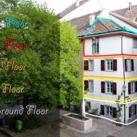 Ferienhaus Altstadt CH-Rheinfelden, Hotel in Rheinfelden