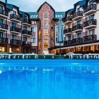 Hotel&Restaurant Premium Club, готель у місті Яремче