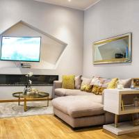 2 bed Chic Apartment in Glasgow City Centre