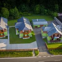 S4 Resort Kouty, hotel in Loučná nad Desnou