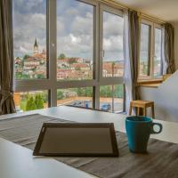 GGF - Grey green and fun in Slovenia Novo mesto - GGF BIG -73m2 and GGF Small -33m2, hotel in Novo Mesto