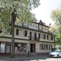 Hotel Weisses Kreuz, hotel in Neuenburg am Rhein