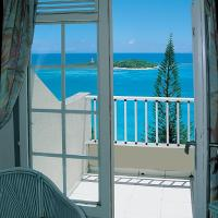 Résidence Turquoise Guadeloupe - Vue mer et lagon, hotel in Le Gosier