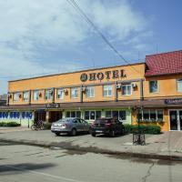 JJ Hotel, hotel Nagyszőlősön