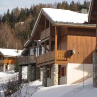 Spacious Chalet in Vallandry near Ski Area