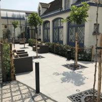 Golden Tree Hotel, hótel í Brugge
