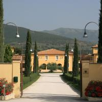 Delfina Palace Hotel, hotel in Foligno