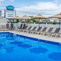 Surfside Motel, готель у місті Пойнт-Плезант-Біч