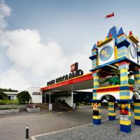 Hotel Legoland, hotel dicht bij: Luchthaven Billund - BLL, Billund