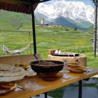 Guesthouse Angelina, hotel en Ushguli