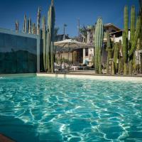 Garden Cactus, hotel a Villaggio Mosè