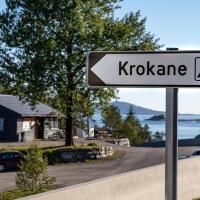 Krokane Camping Florø, hotell i Florø