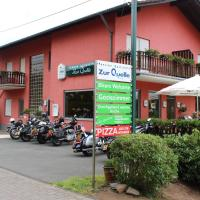 Pension zur Quelle, hotel in Deudesfeld